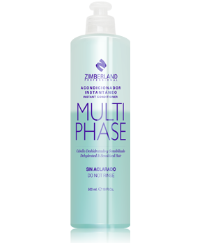 Conditioner Lotion Multiphase Biphase