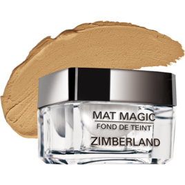 Foundation Mousse Zimberland Matt Magic