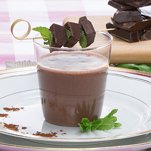 Dessert Chocolade