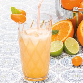 Drank sinaasappel