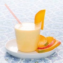 Ready to go smoothie mango