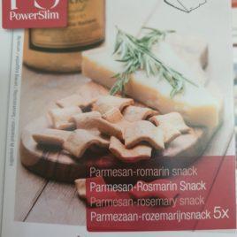 Parmezaan-rozemarijnsnack