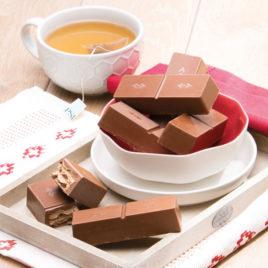 Snack Melk chocolade chunk / Kitkat