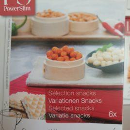 Variatie snacks & wafels