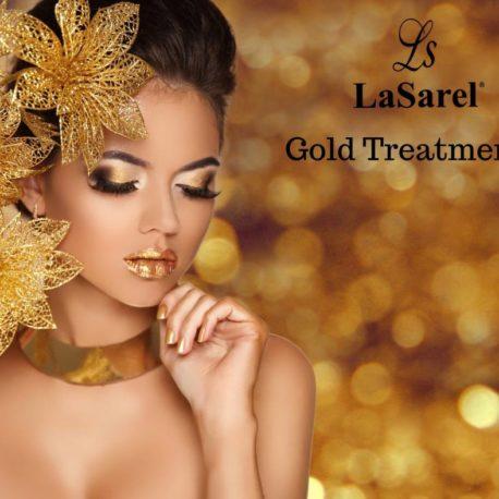 Gold-Treatment
