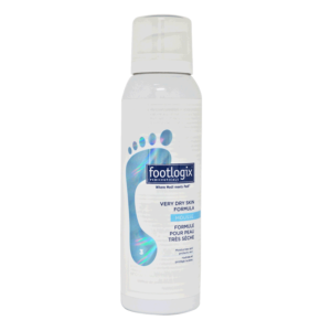 Footlogix Very Dry Skin Formule 125 ml